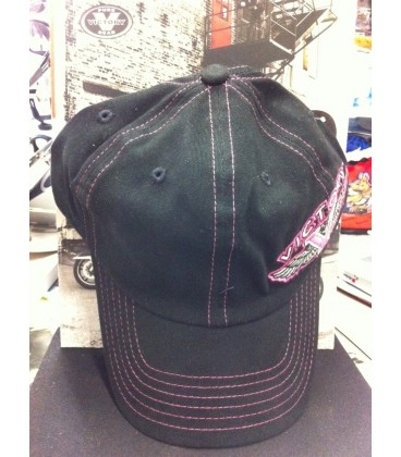 Casquette Femme Fitted pink